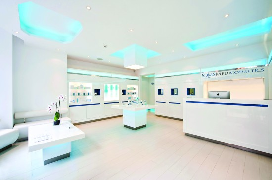 QMS Medicosmetics_Flagship Skincare Spa, London01