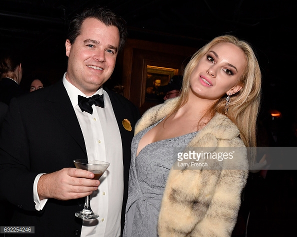 alexia-bergstrom-and-philip-escaravage-forbes-afterparty-inauguration-ball-washington