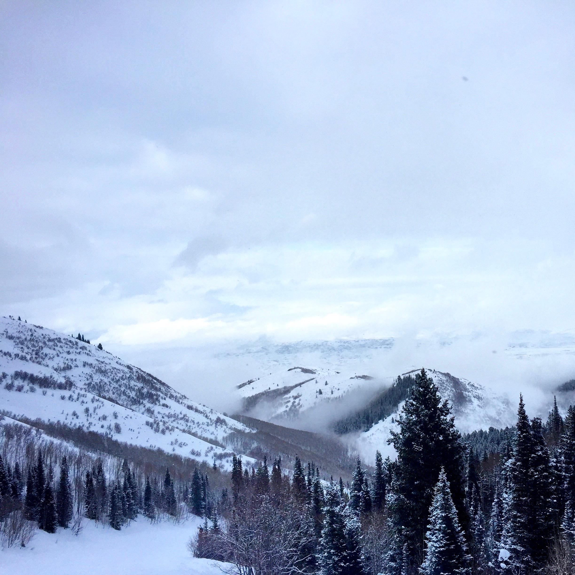skiing-park-city-utah-view